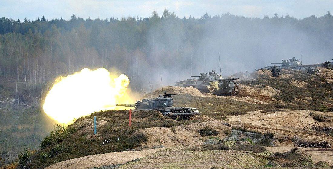 НАТО проведет маневры в то же время, что и учения России и Беларуси