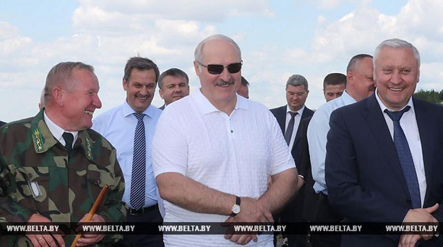 Лукашенко рассказал о своем отношении к отпуску и отдыху