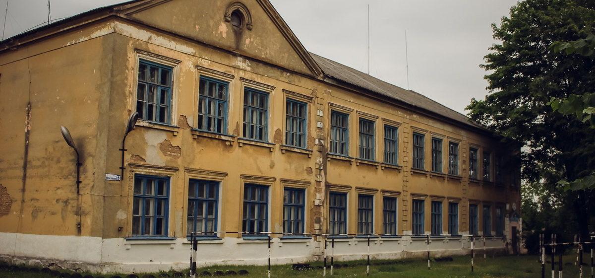 Как в Барановичах используют здание УПК, которое год назад продали частнику