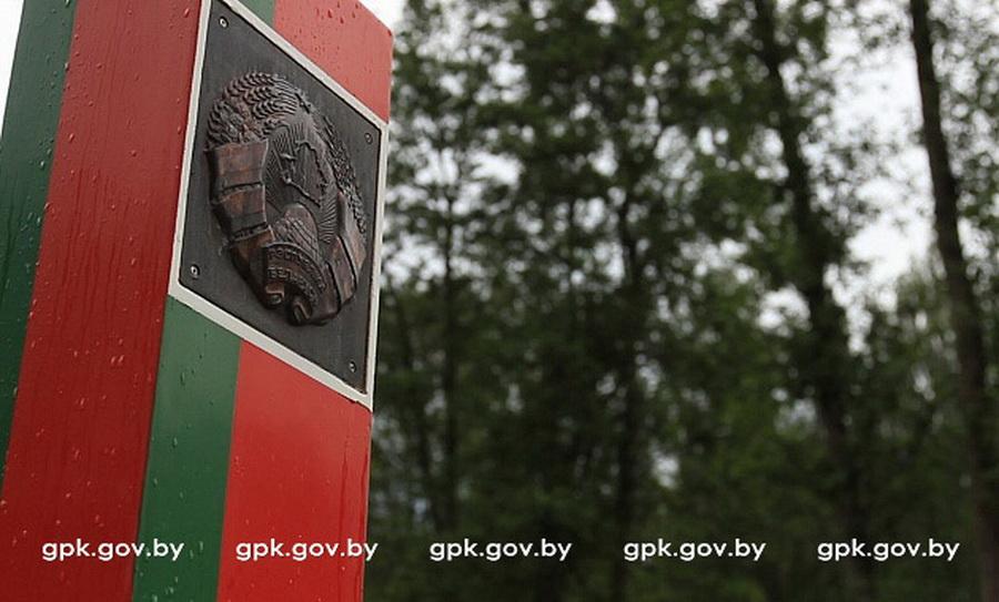 Украинец из-за постиранного паспорта решил незаконно пересечь белорусско-украинскую границу