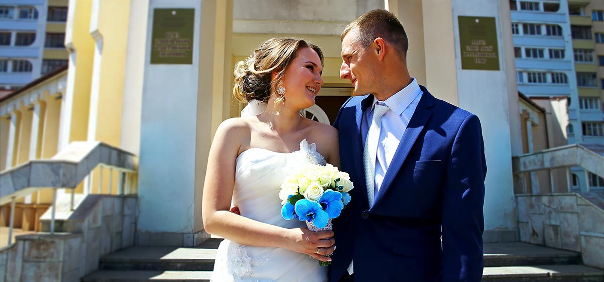 Свадебная пара недели: Анатолий и Ольга