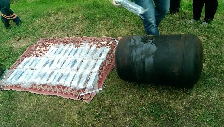 Вынесли приговор жителю Барановичей, который в составе международного наркосиндиката поставлял гашиш из Африки в Европу