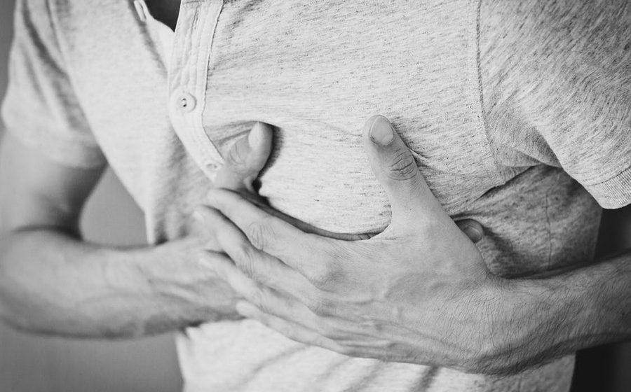 Пять признаков приближения инфаркта