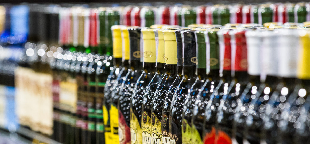В Беларуси хотят отменить лицензию на производство и продажу алкоголя