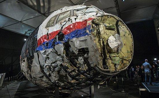 Журналисты Bellingcat доказали российское происхождение «Бука», сбившего над Украиной Boeing 777