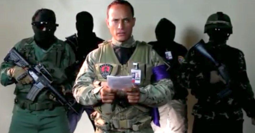 В Венесуэле офицер полиции на вертолете атаковал здание Верховного суда