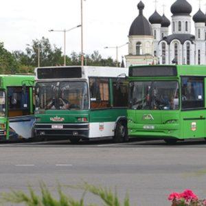 В Барановичах с 1 июля автобус №31 не будет курсировать