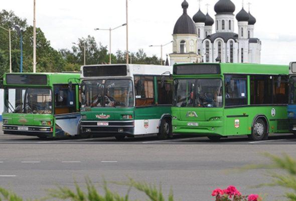 В Барановичах автобус №27 с июля будет курсировать по новому расписанию