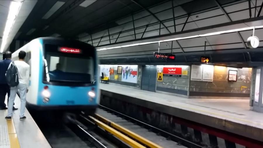 В метро Тегерана столкнулись два поезда, пострадали 48 человек