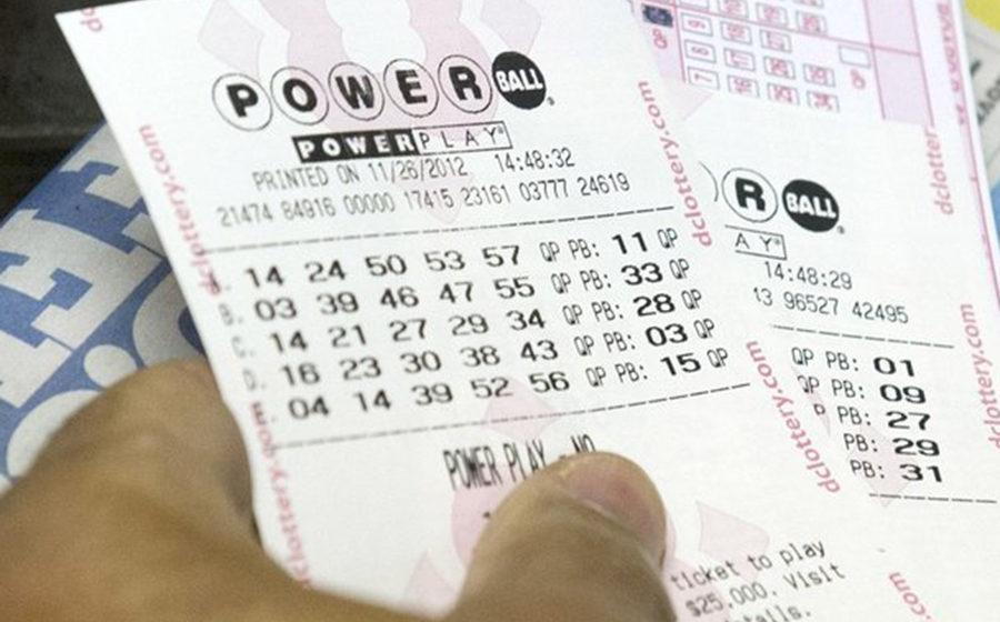 В США неизвестный выиграл в лотерею почти полмиллиарда долларов