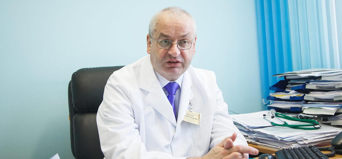 Умер главный детский аллерголог Беларуси