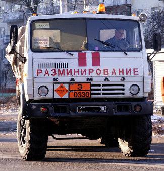 На территории Барановичской обувной фабрики нашли снаряд, эвакуировали более 100 человек
