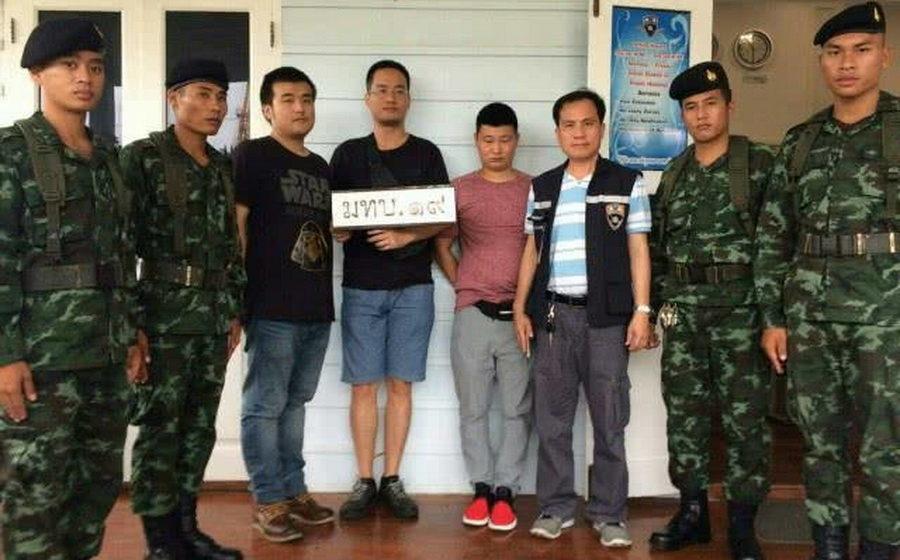 В Таиланде полиция обнаружила огромную ферму по накрутке аккаунтов в социальной сети WeChat