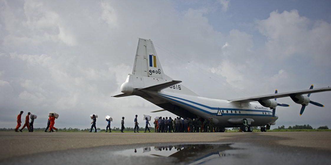 В Мьянме разбился военный самолет: 122 человека погибли, в том числе 15 детей