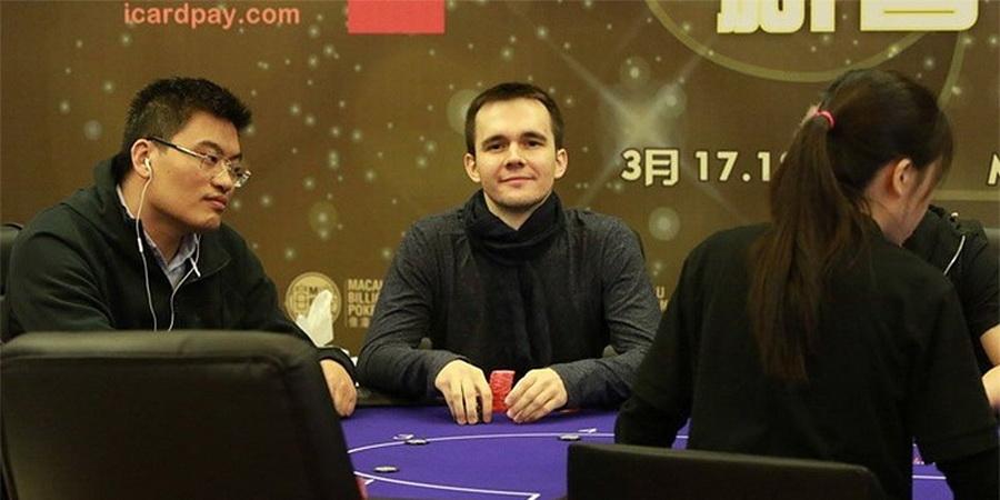 Белорусский покерист выиграл более полумиллиона долларов