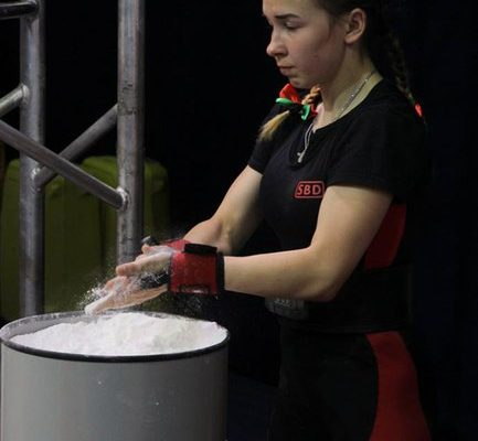 Юниорка из Барановичей завоевала малую бронзу чемпионата мира по пауэрлифтингу