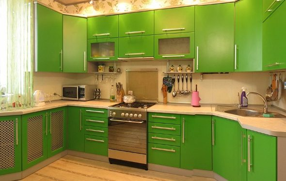 Столешница на кухне подлежит замене