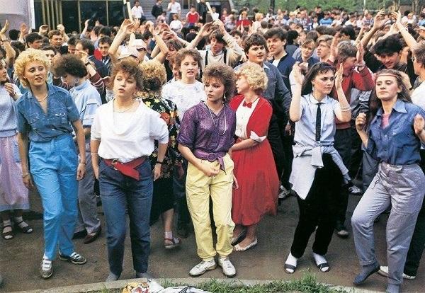 Тест. Что вы помните о 1990-х?