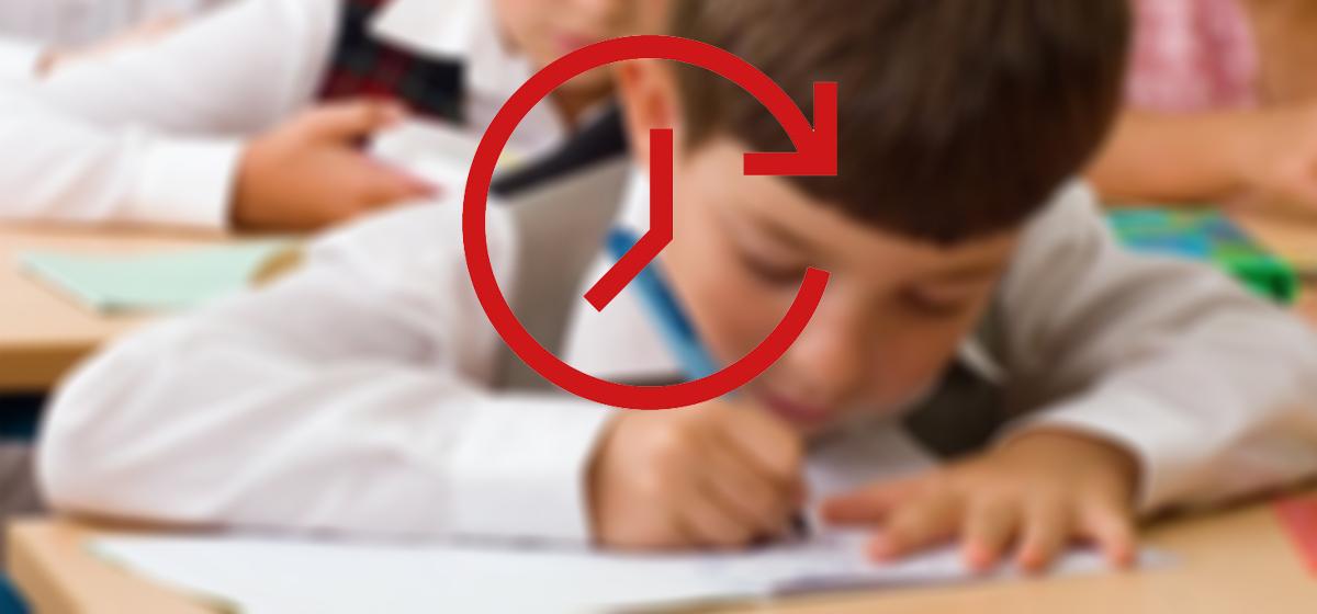 «Голова кругом» – барановичские родители и педагоги о переносе занятий в школах на 9 утра