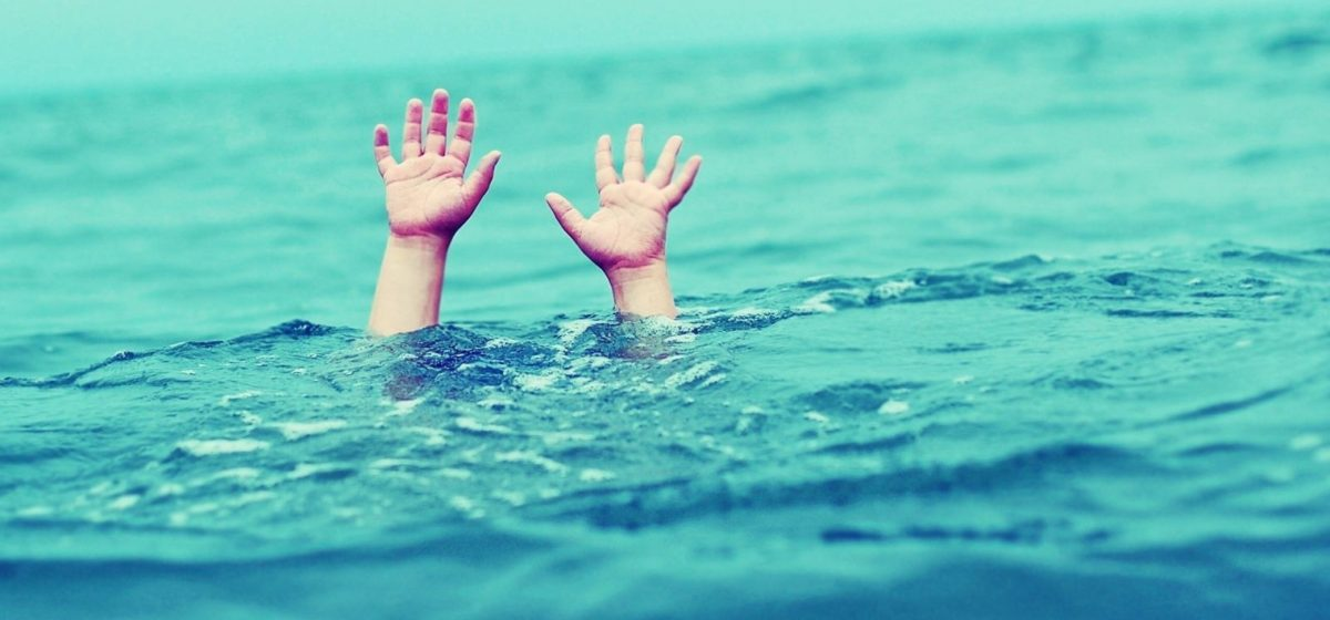 В Гомеле военнослужащий спас тонущего в реке ребенка