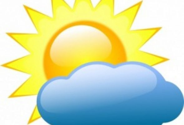 На 19 июня метеорологи прогнозируют до +28 градусов