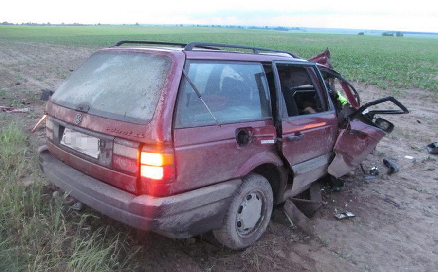 В Копыльском районе в ДТП погибли три человека
