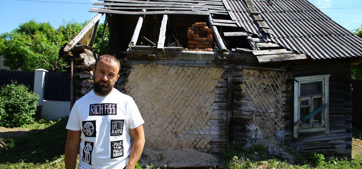Как в Барановичах забраковали авторский проект дома, назвав его сараем