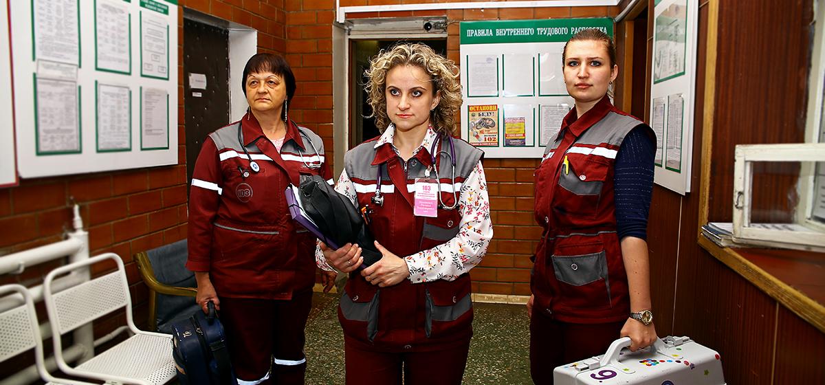Барановичские медики о своей профессии: «Нелегко привыкнуть к мысли, что ты – не всесилен»