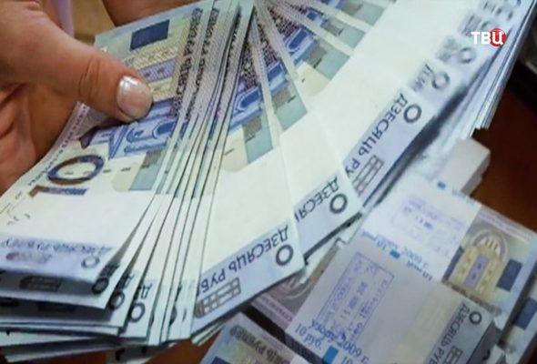 Сколько заработали жители Барановичей в мае