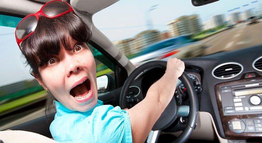 Как преодолеть страх перед вождением автомобиля