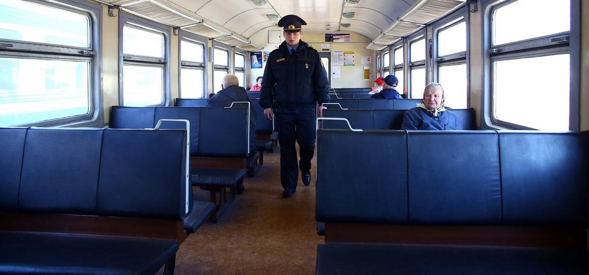 Поезда, вокзалы и преступники – сотрудники барановичской транспортной милиции рассказали о своей работе