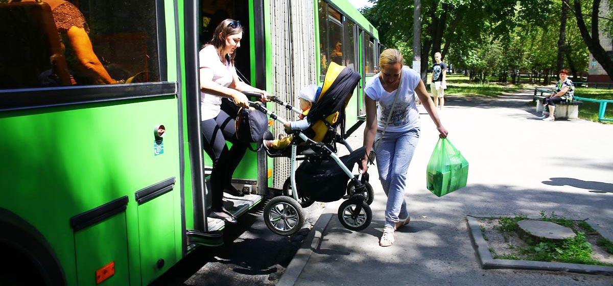 Как будут курсировать автобусы в Барановичах 9 Мая
