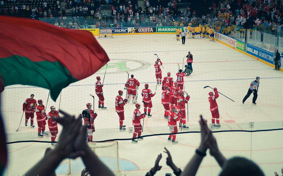 В Барановичах создадут профессиональную хоккейную команду