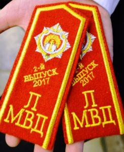 В Барановичах прошли вступительные испытания в Минский лицей МВД