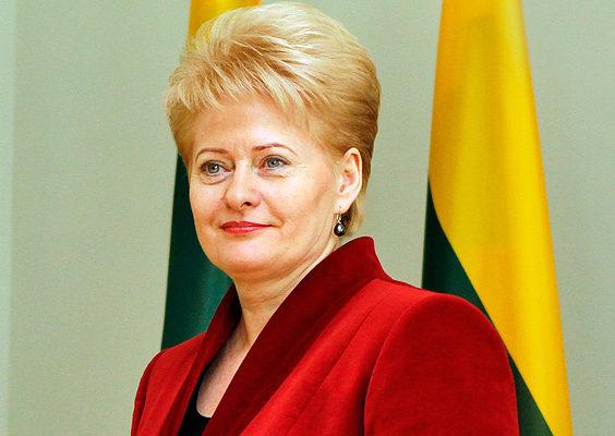 Президент Литвы назвала угрозой соседство с Беларусью