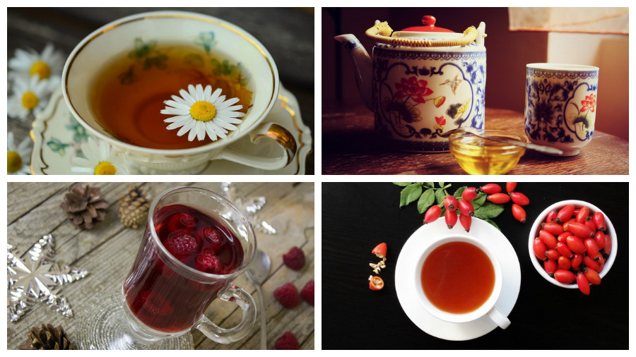 Восемь напитков, которые можно использовать для лечения и профилактики простуды