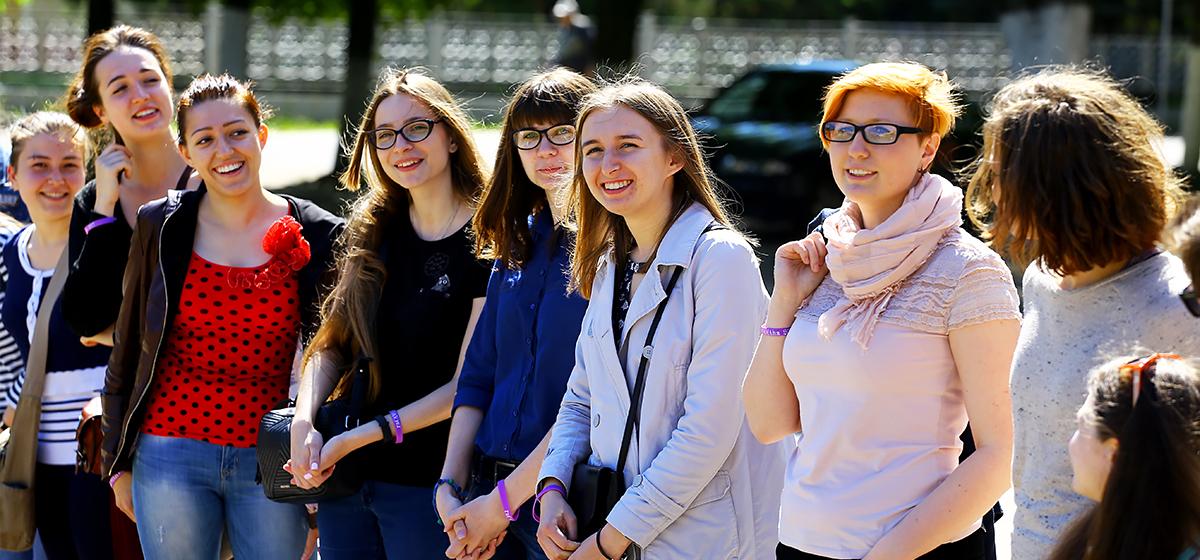 В Барановичах прошел первый день женского фестиваля RaCAMAha