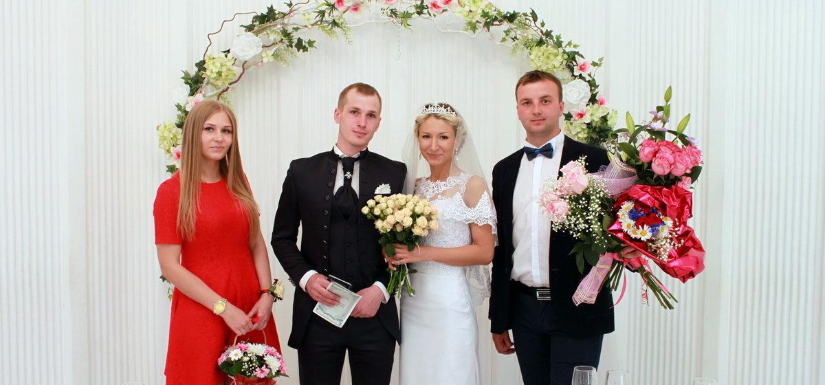 Свадебная пара недели: Александр и Людмила
