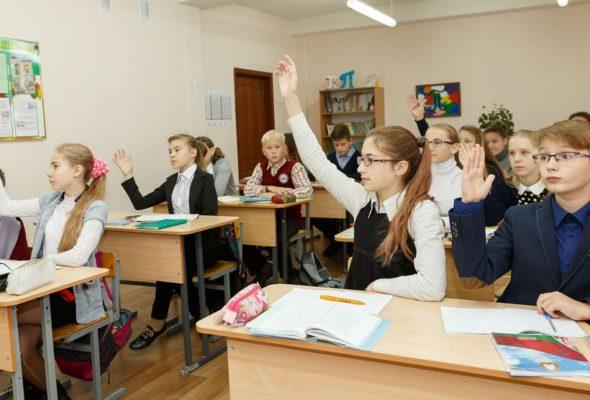С какими баллами поступили школьники в барановичские гимназии в 2017 году