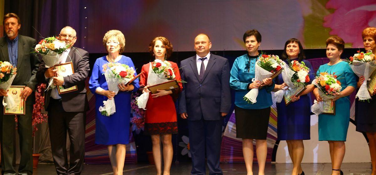 В Барановичах чествовали медицинских работников