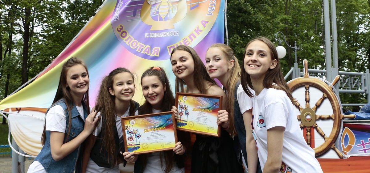 Барановичские вокалисты стали призерами Международного фестиваля детского творчества