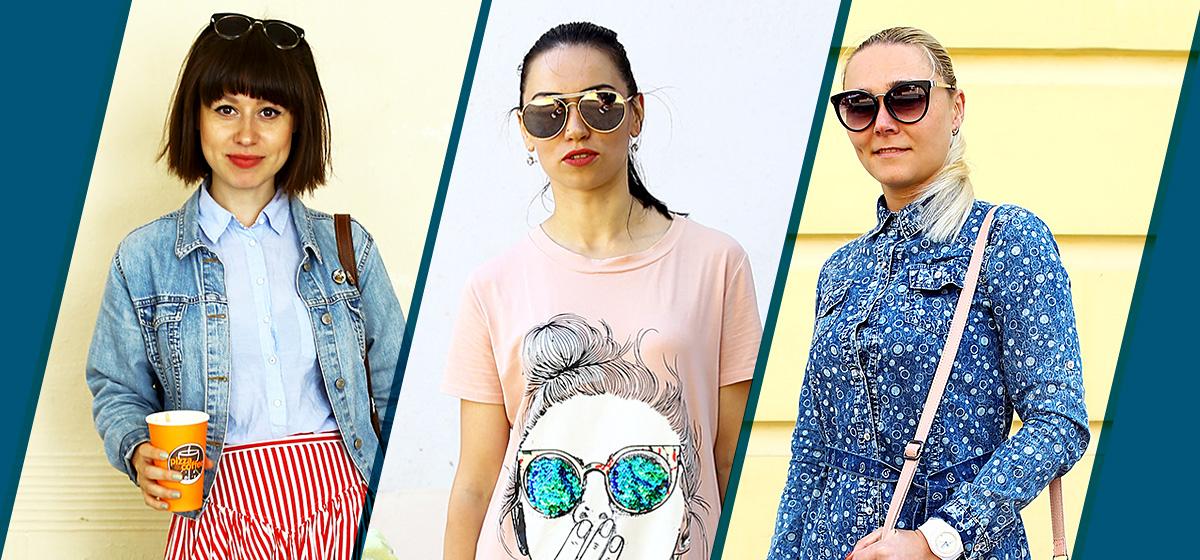 Модные Барановичи: Как одеваются музыкант, бухгалтер и мама в декретном отпуске