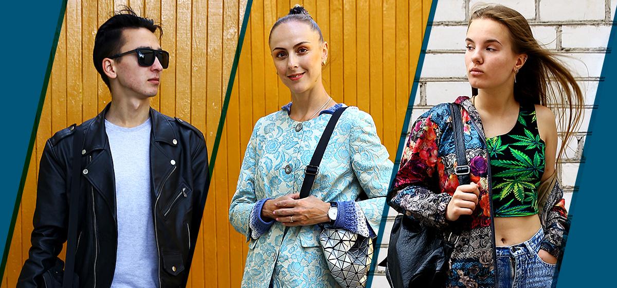 Модные Барановичи: Как одеваются мерчендайзер, абитуриентка и мама в декретном отпуске