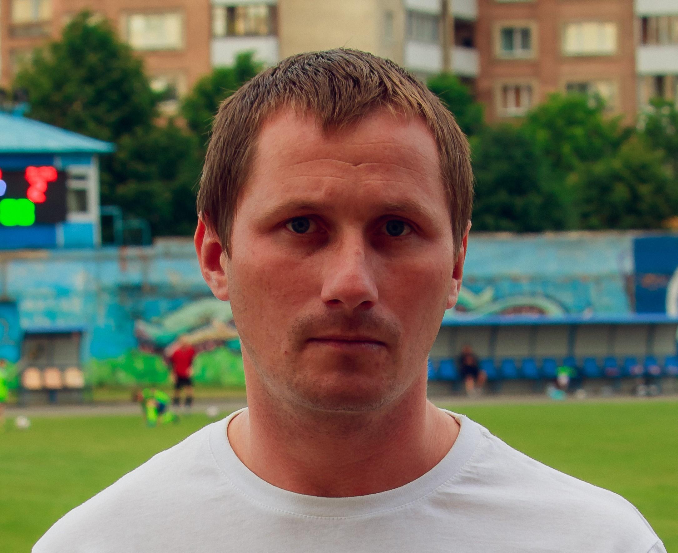 Виктор Санюк.