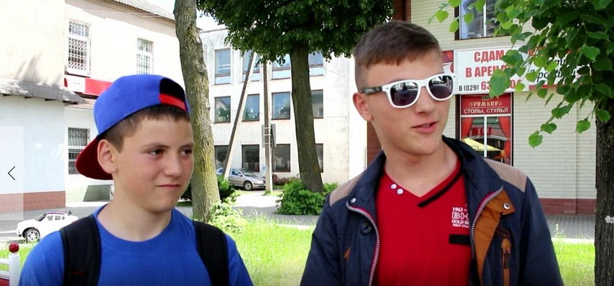 Видеоопрос: Какая нынешняя молодежь? Чем она отличается от молодежи вашего поколения?