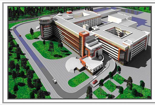 В Гомеле собирают деньги на оборудование для детской больницы