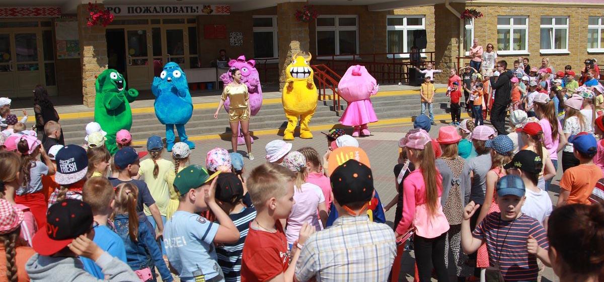 Бон-зарядки с успехом прошли в Минске, Гродно и Бресте*