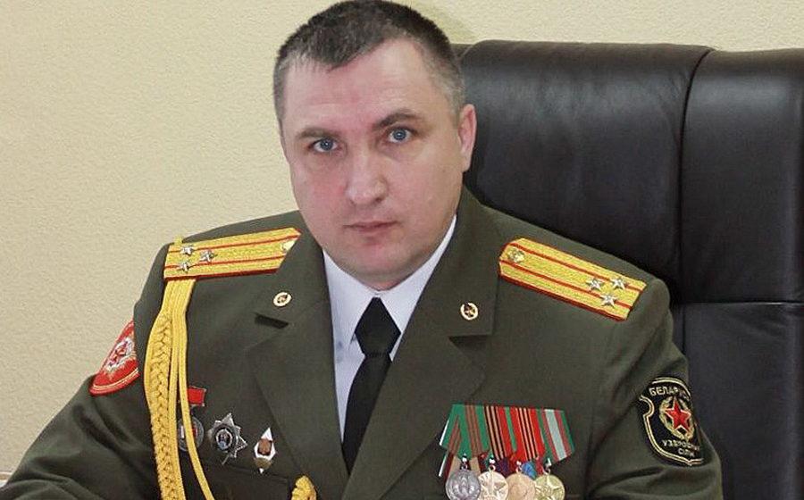 Президент Беларуси назначил нового заместителя министра обороны по тылу