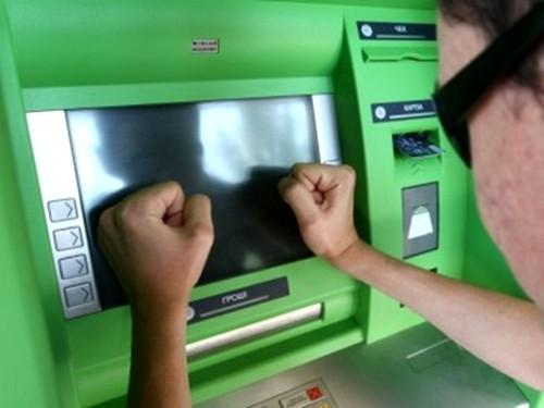 В Ивановском районе взломали банкомат
