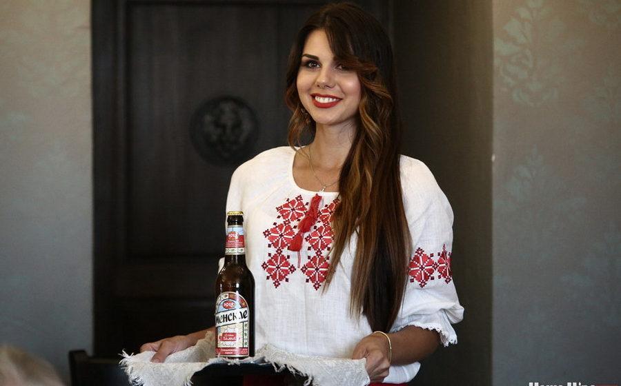 Пивоваренная компания «Лидское пиво» выпустила новый сорт, приуроченный к 100-летию БНР